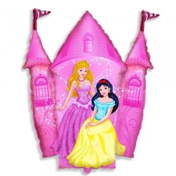 Фольгована кулька Замок Принцеси