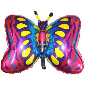 Фольгована кулька метелик