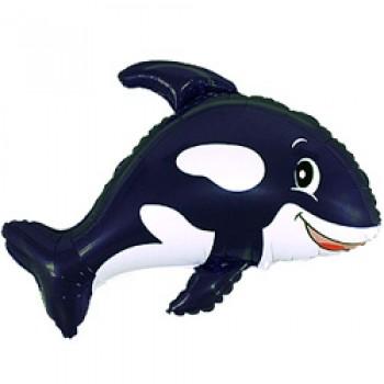 Фольгована фігура Акула