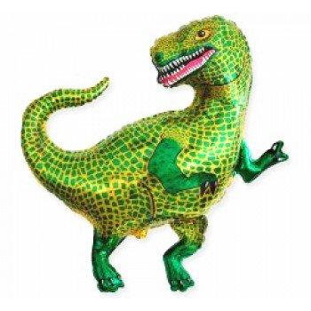 Фольгована кулька Динозавр
