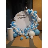 Кругла фотозона Хрещення