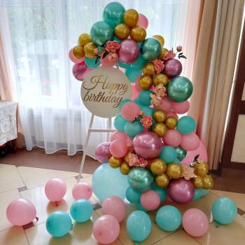 Міні фотозона мольбер на день народження