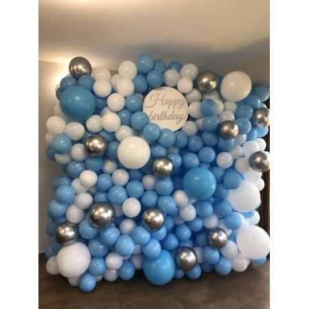 Панно з кульок розмір 2х2