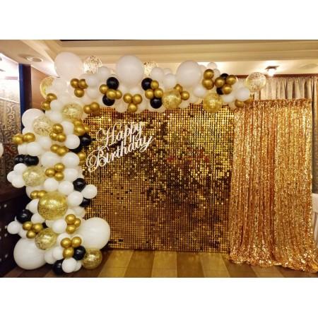 Жива стіна золота