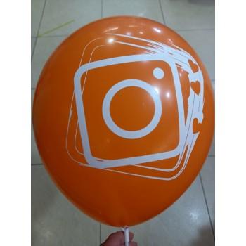 Латексна кулька Інстаграм