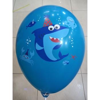 Латексна кулька Морська