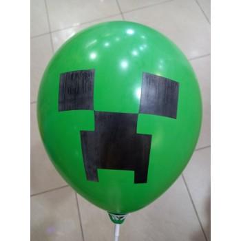 Латексна кулька Майнкрафт