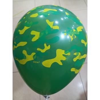 Латексна кулька Хакі