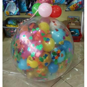 Куля-сюрприз на 100 кульок